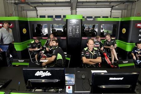 Kawasaki Racing Team, Jerez 2014