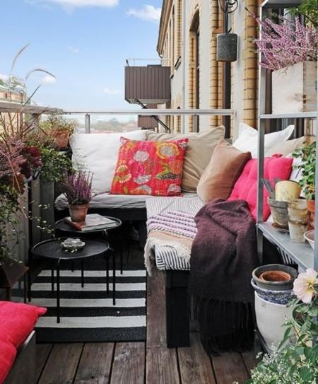 Un balcón para dos, el verano más romántico
