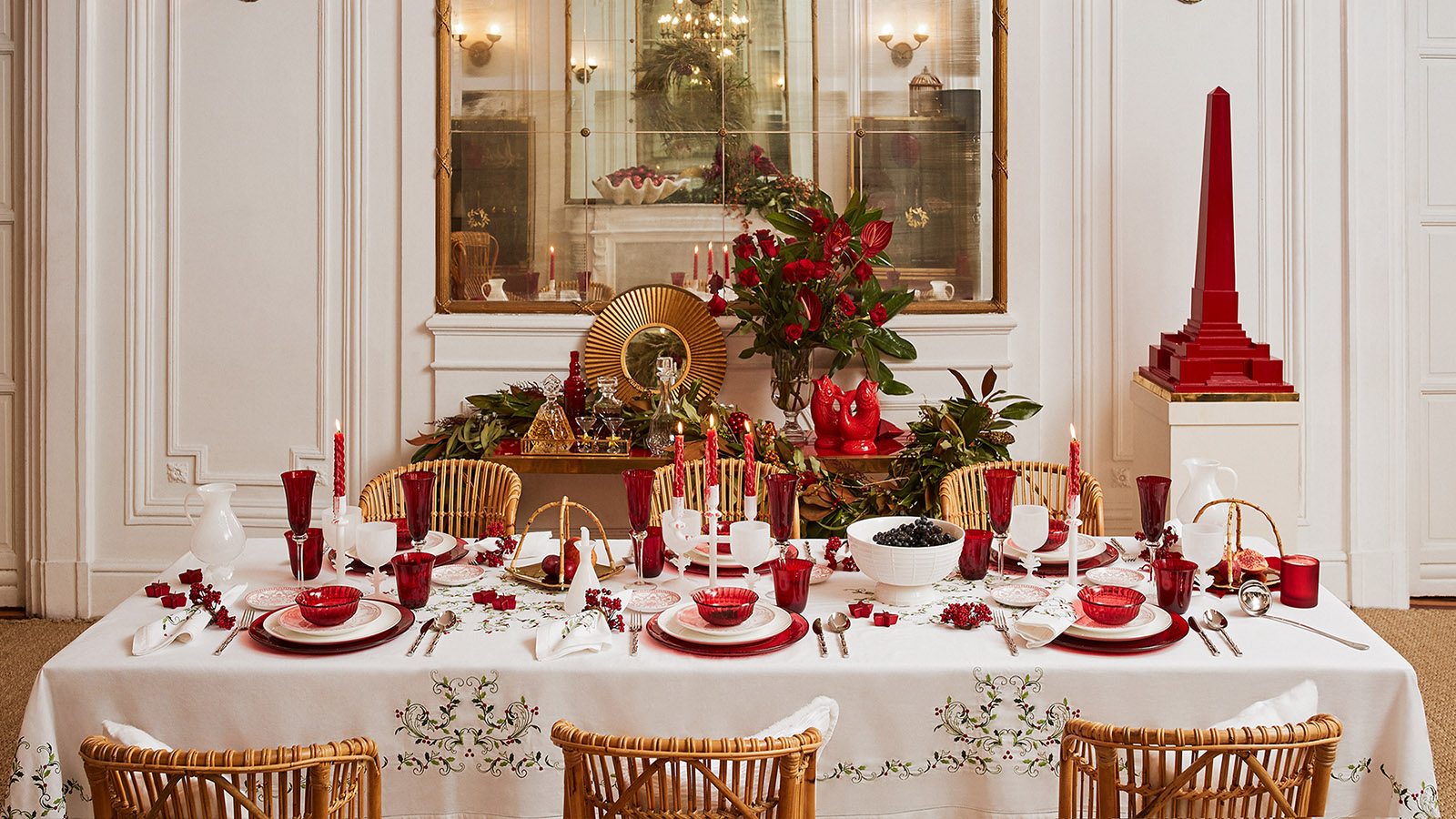 Una navidad al detalle con las nuevas colecciones de zara home for Buscar adornos de navidad