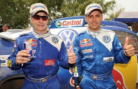 Carlos Sainz esta dispuesto a echar una mano a Volkswagen en su regreso al WRC