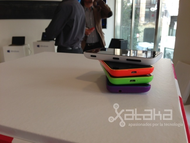 Foto de Nokia Lumia 620 primeras impresiones (8/15)
