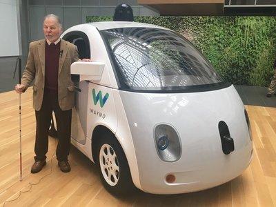'Waymo' será la nueva compañía independiente de Alphabet (Google) encargada de coches autónomos