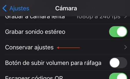 Desactivar Live Photos Iphone 3
