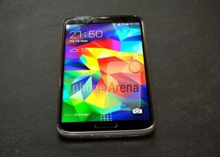Supuesto Galaxy S5 Prime muestra una estructura metálica y esquinas mas finas