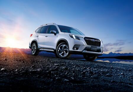 Subaru Forester 2022 2