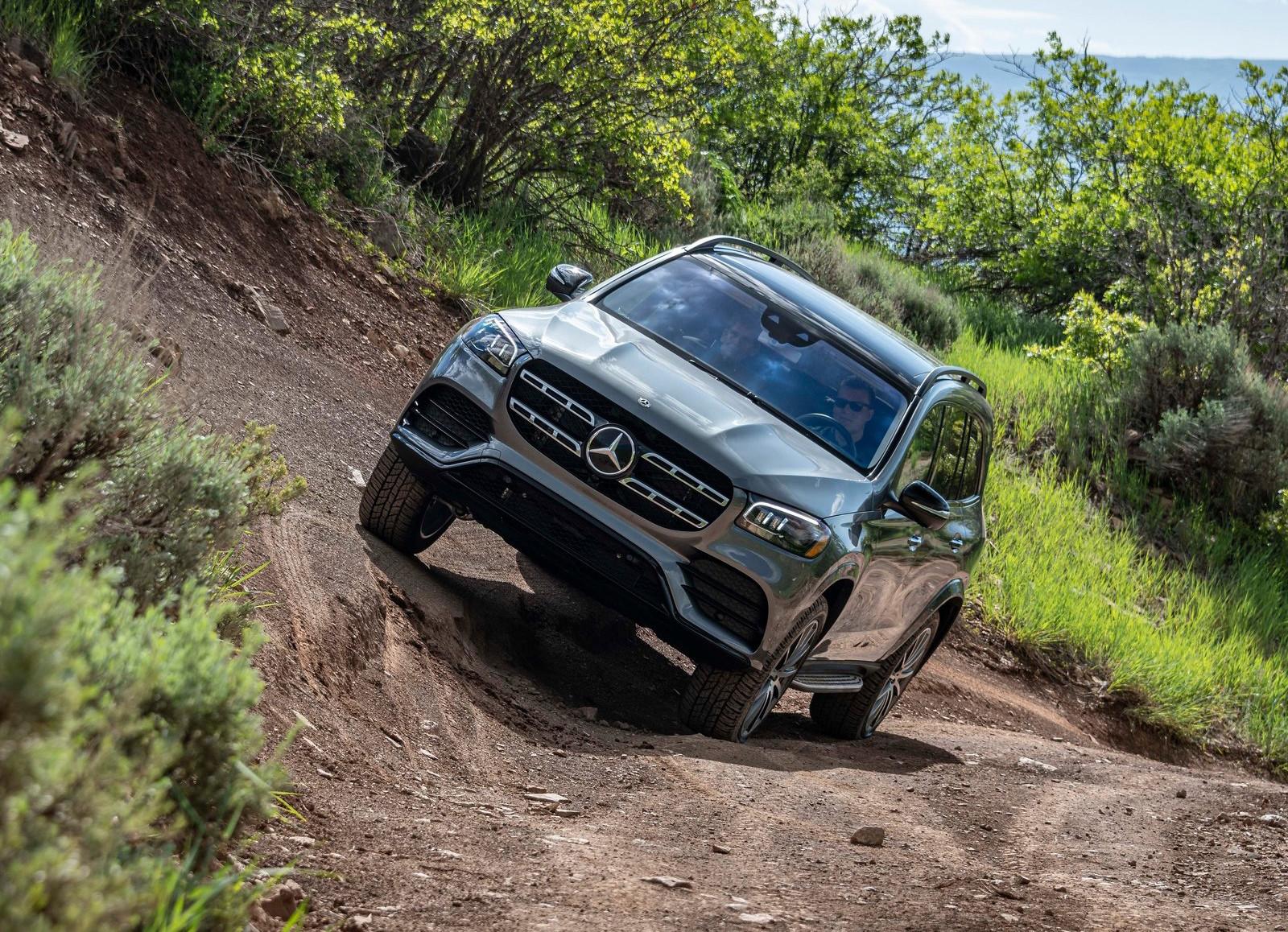 Foto de Mercedes-Benz GLS (9/22)