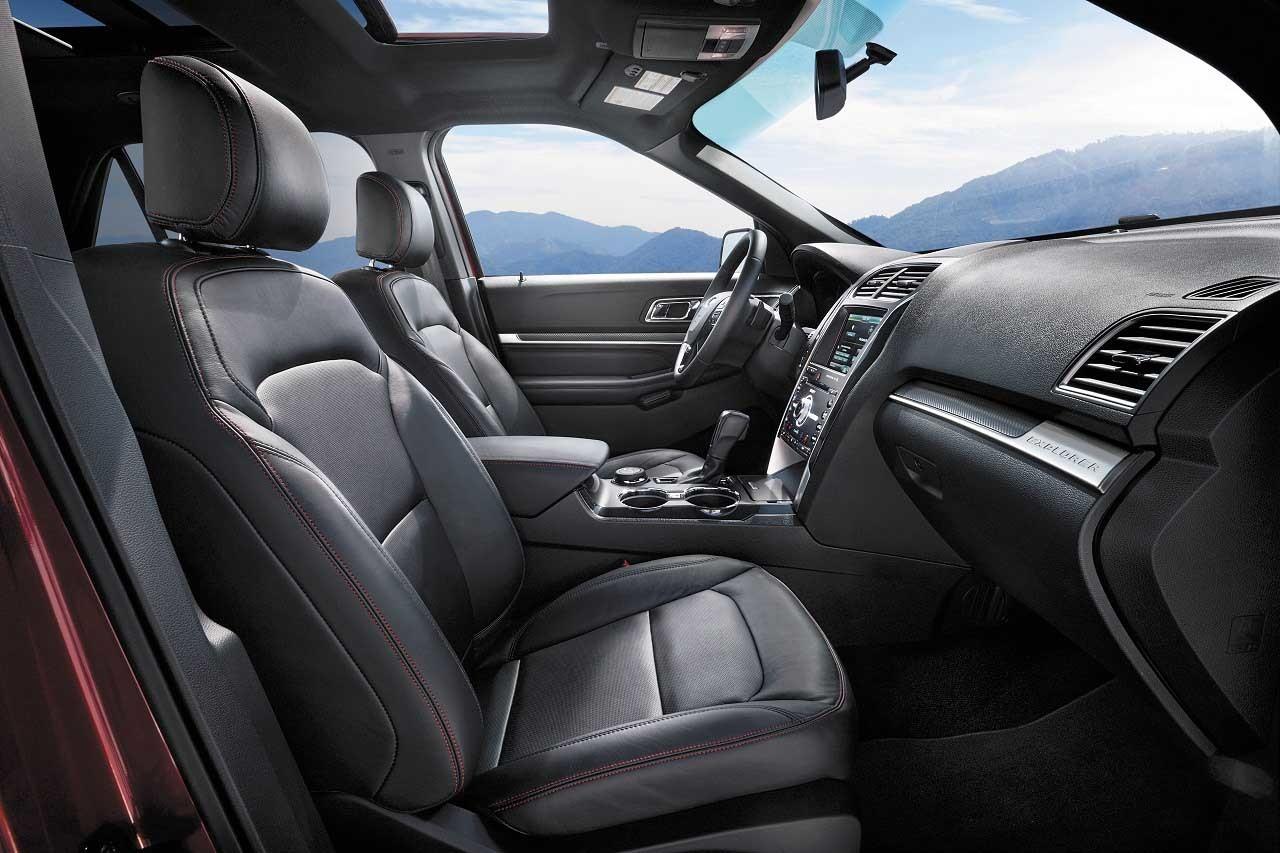 Ford Explorer Sport 2017 Precios Versiones Y