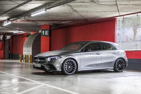 Mercedes Amg A 35 2019 Prueba 030
