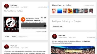 El reproductor de SoundCloud ya aparece en Google+: ¿para cuando más integraciones?
