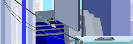 'Mirror's Edge 2D', controla a Faith en tu navegador