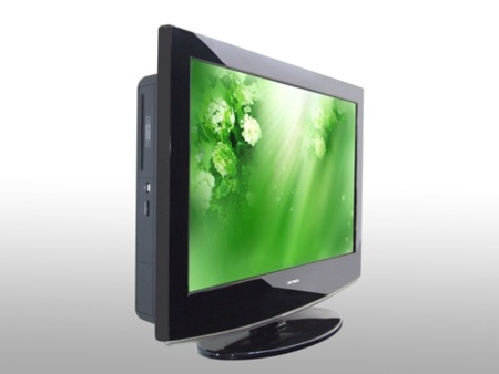 DMtech DM-32XT-FHD, televisor LCD con DVD integrado