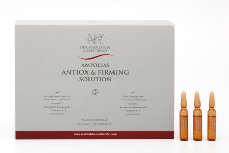 Nr Luxury Therapy Ampollas Antiox Firming Solution Caja