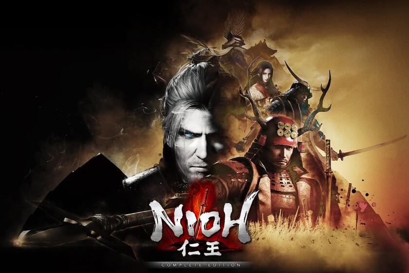 Nioh: Complete Edition gratis en la Epic Games Store, con otro juego de regalo