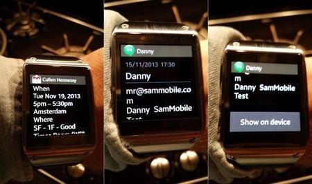 Las custom ROMs llegan al Galaxy Gear agregando compatibilidad con cualquier Android y más