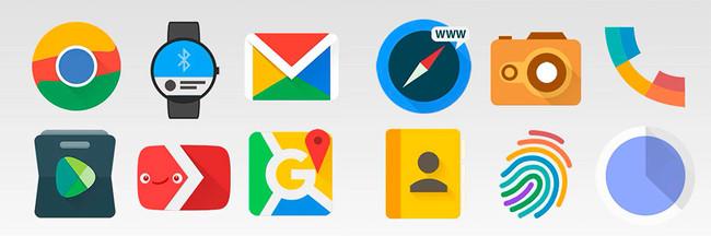 Dream UI Icon Pack