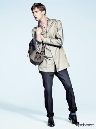 H&M, colección para hombre primavera-verano 2009 bolsos