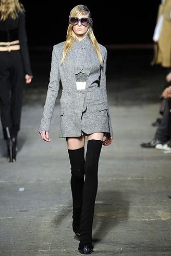 Alexander Wang, Otoño-Invierno 2010/2011 en la Semana de la Moda de Nueva York IV
