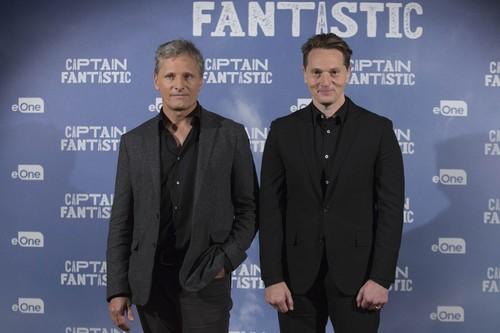 Hablamos con Viggo Mortensen y Matt Ross por el estreno de 'Captain Fantastic'