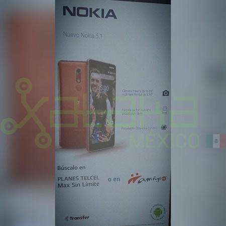 Smartphones Nokia Telcel Mexico