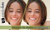 Blanquear los dientes con Photoshop: Vídeo