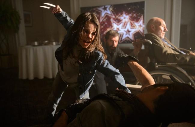 Una imagen de la película Logan