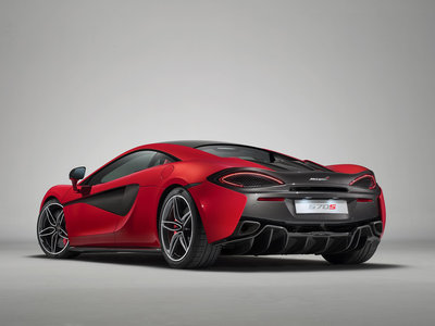 Llegan los McLaren 570S Design Editions, o cómo ahorrar personalizando su superdeportivo