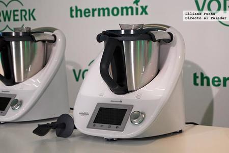 Thermomix se moderniza qu ofrece el nuevo modelo for Maquina que cocina