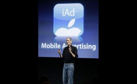 iAd, la plataforma publicitaria de Apple, avanza más lenta de lo esperado