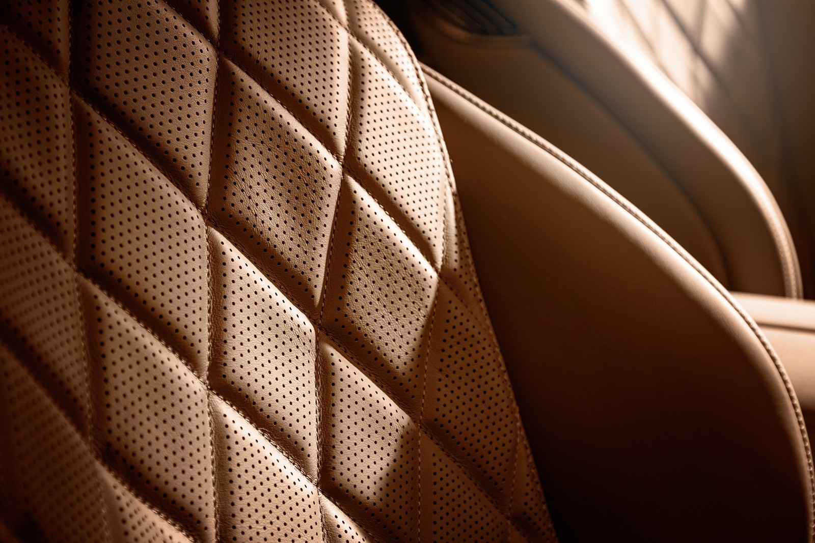 Foto de Mercedes-Benz Clase S 2021 teaser interior (12/12)