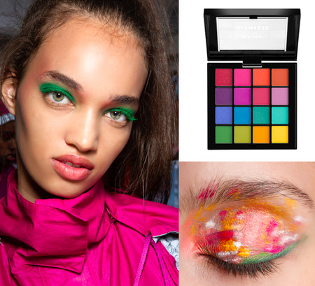 Ojos Multicolor