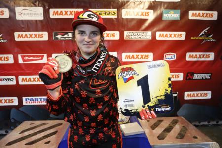Sandra Gómez Cantero, Campeona del Mundo de SuperEnduro Femenino