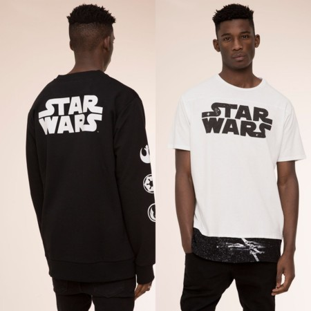 Star Wars Pull Bear Collection