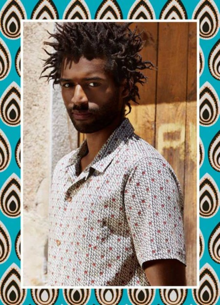 Mango Man se apunta a la tendencia étnica contemporánea con The Tembo Collection