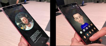 Samsung Galaxy A9 Ar Emoji