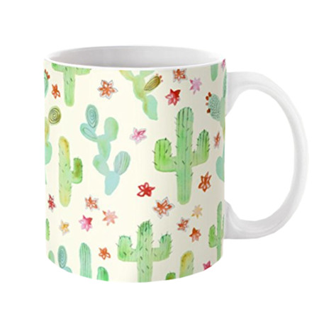 Taza Cactus