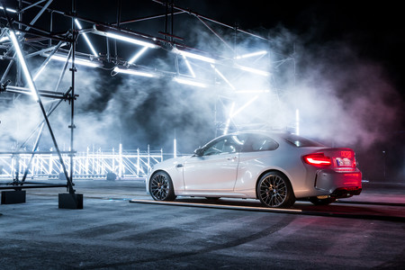 Bmw M2 Competition Record