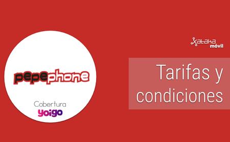 Tarifas de Pepephone fibra, móvil y combinados: todas las ofertas