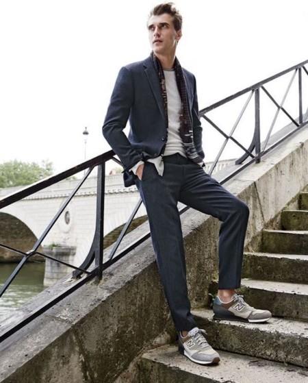 Parece que la fase de enamoramiento entre la fashion people y los New Balance nunca va a concluir.