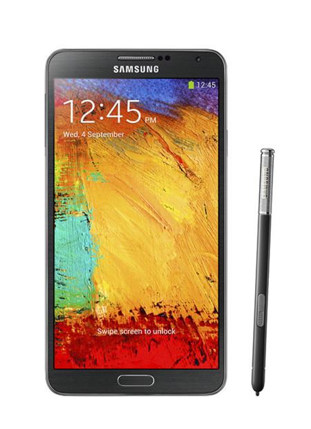 Samsung Galaxy Note 3, toda la información del nuevo phablet Android de Samsung