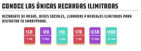 Unefon Ilimitado Mexico
