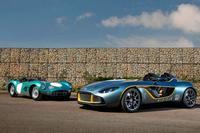 Jay Leno prueba el exclusivo Aston Martin CC100