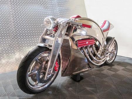 Levis V6 Café Racer: El renacimiento cromado de una marca que llevaba muerta 72 años