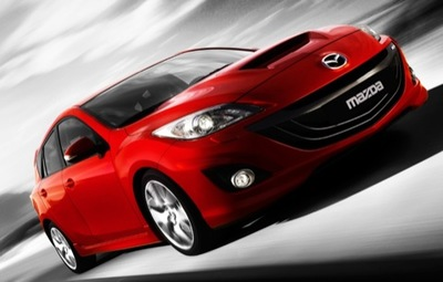 Mazda3 MPS, primera foto antes del Salón de Ginebra