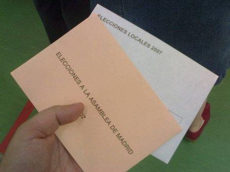 Votaciones dentro de la empresa
