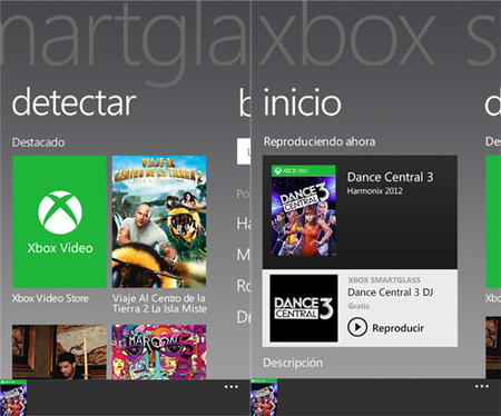 Xbox SmartGlass Windows Phone