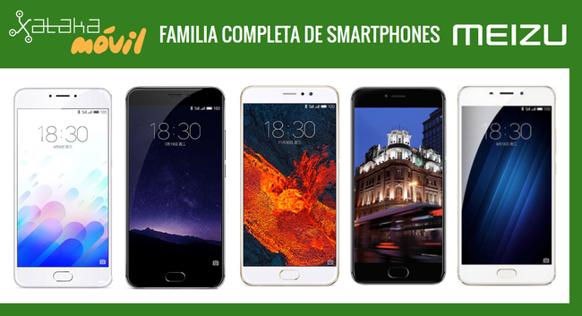 Catalogo Completo Smartphones Meizu