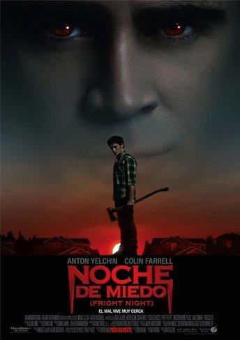 noche de miedo 2011