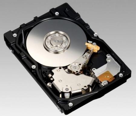 Discos duros de 10k y 15k rpm de Fujitsu