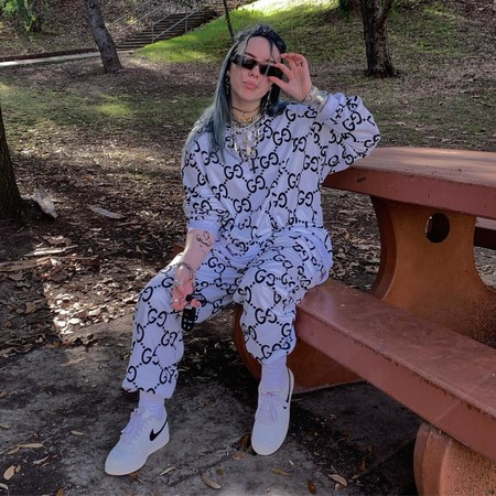 Billie Eilish Gucci Estilo 06