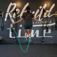 ¿Cuál debe ser el largo adecuado de una cuerda para saltar?